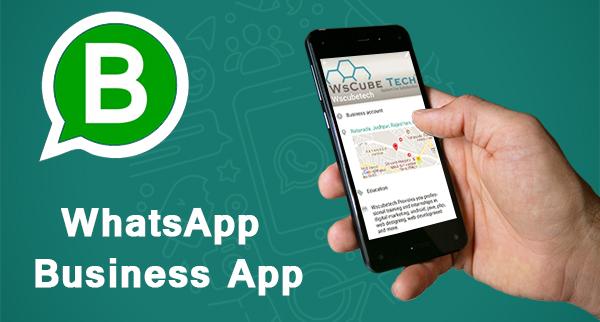 The New Whatsapp Business App Wscube Tech Blog