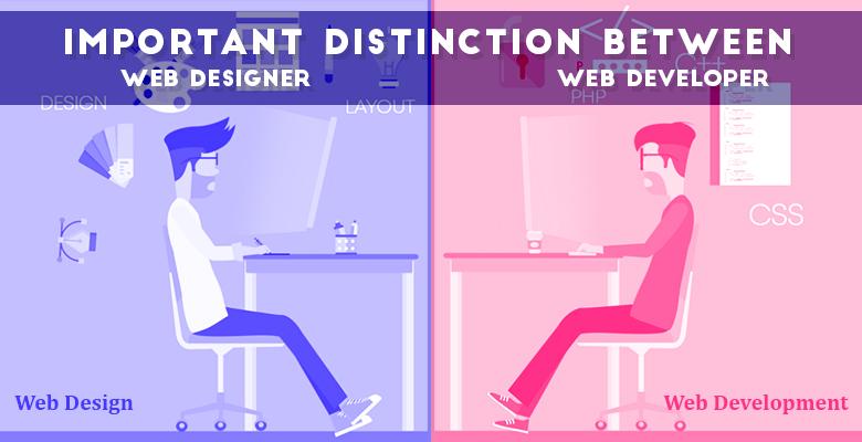 Web Design Or Web Development Important Distinction Between Web Designer And Web Developer Wscube Tech